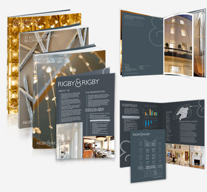 Rigby & Rigby property brochure design