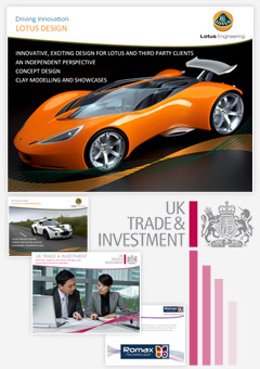 UK Trade & Investment (UKTI) PowerPoint Presentation Design
