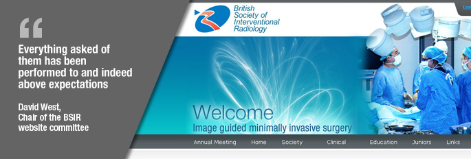 BSIR - British Society of Interventional Radiology