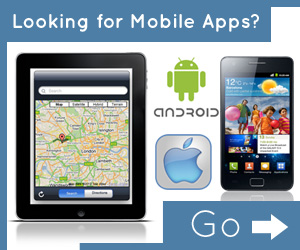 mobile applications microsite
